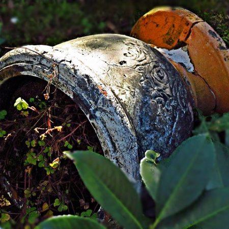 Antikke Urtepotter