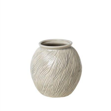 Broste Copenhagen Vase Sandy Grå Lille
