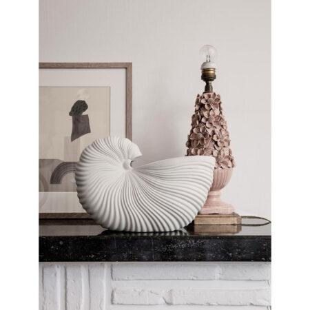 Ferm Living Shell Potte Off White