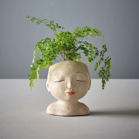 Vaser som urtepotter
